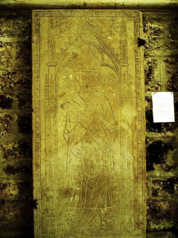 Guy de Treveselay, Abbé d'Orbais