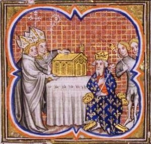 châsse de saint Martin